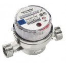 Contador agua compacto C Qn 1,5 m3-h