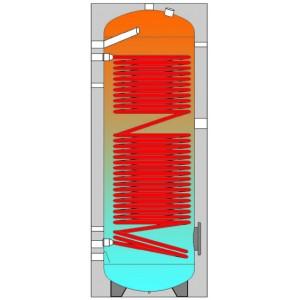 Deposito ACS Euromax para Bomba de Calor