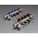 colector easyFlow, 6 circuitos