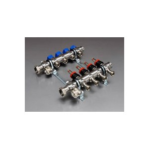 colector easyFlow, 8 circuitos