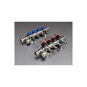 colector easyFlow Max, 8 circuitos