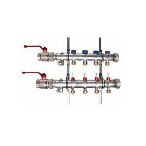 colector DN 50 maxiFlow, 5 salidas