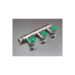 Colector SANIFLOW-125 - DN 50 - 8 vias x TM 1 1-2