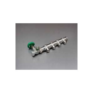 Colector SANIFLOW-125 - DN 25 - 6 vias