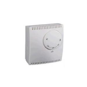 Termostato superficie emisor radio, bateria