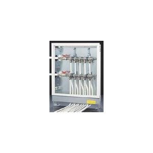 Conjunto premontado heatBox, 8 salidas