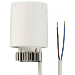Actuador electrotermico NC, 24 V