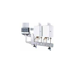 Colector VL85, 2 circuitos  (200mm entre ejes)