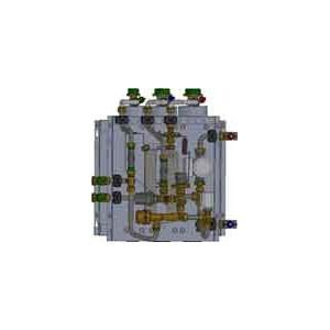 Tarjeta energyControl integrada con sondas, cables de conexion y desconectador rapido