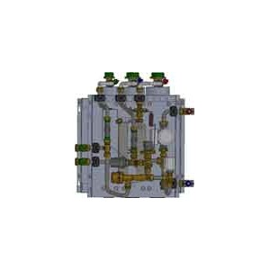 Modulo circuito inyeccion radiadores para energyBox: (CR)