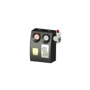 Grupo solar CRPE, purgador, regulador elect., sin bomba (130 mm)